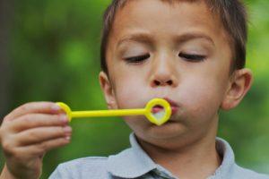 astma opgelucht ademhalen met ADAMM