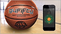 94Fifty Smart Basketball App